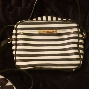 Tommy Hilfiger Mini Striped Purse